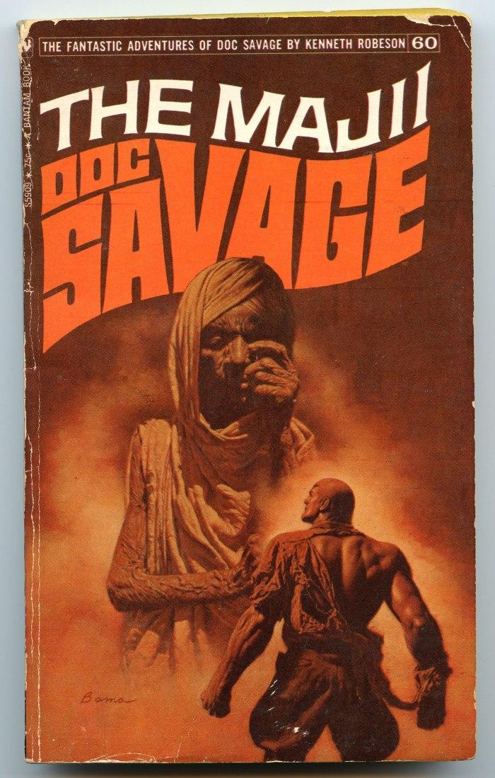 The-Majii-Doc-Savage