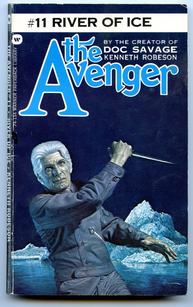 The_Avenger_11_River_of_Ice_Cover
