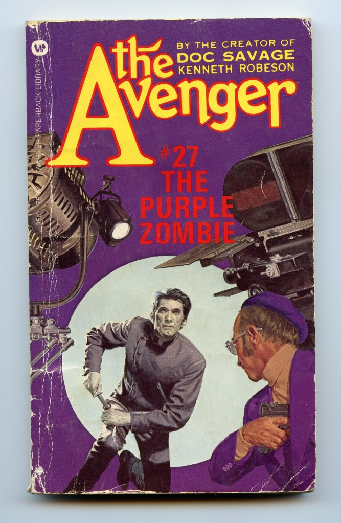 The_Avenger_27_The_Purple_Zombie_Cover