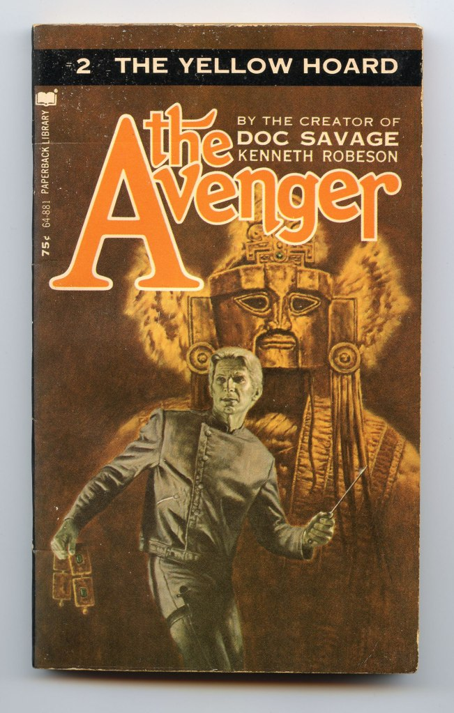 The_Avenger_2_The_Yellow_Hoard_Cover
