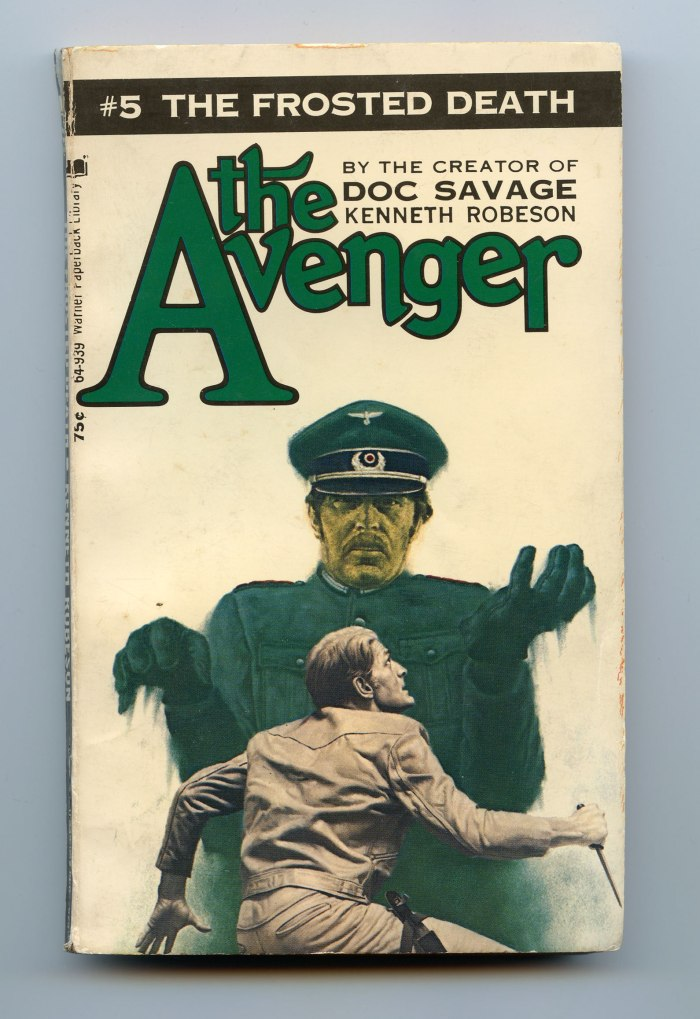 The_Avenger_5_The_Frosted_Death_Cover