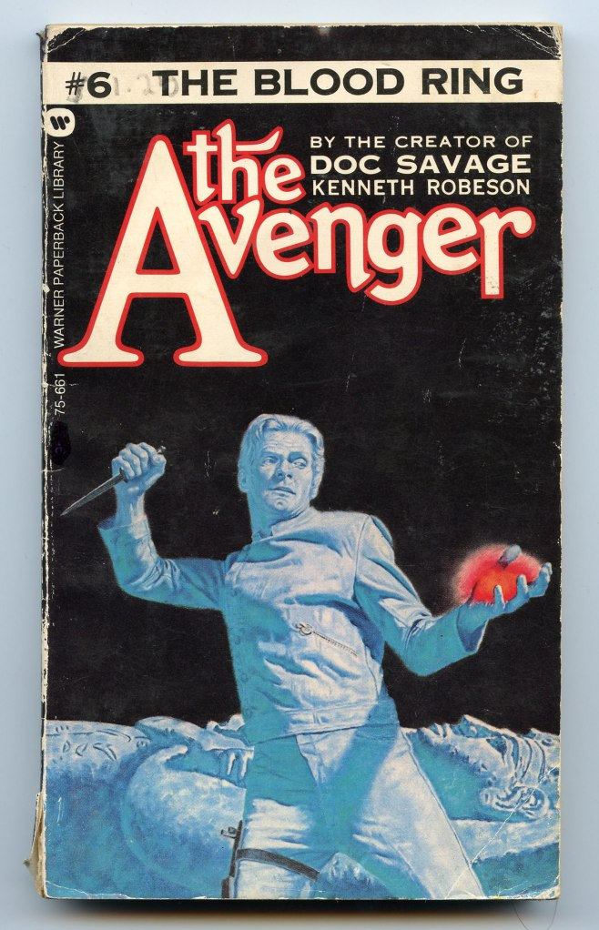 The_Avenger_6_The_Blood_Ring_Cover