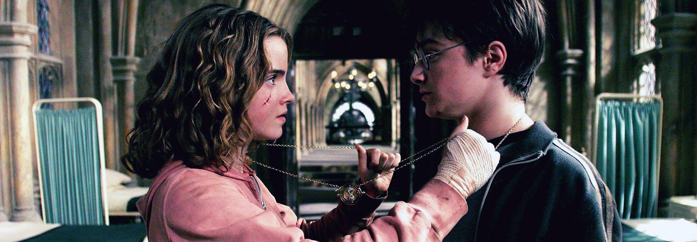 Image result for time turner hermione granger
