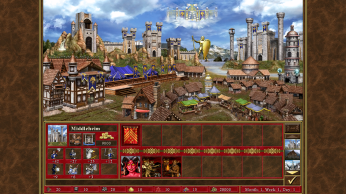Castle HD - Heroes of Might and Magic III - HD Edition