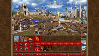 Castle SD - Heroes of Might and Magic III - HD Edition