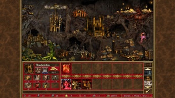 Dungeon HD - Heroes of Might and Magic III - HD Edition