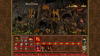 Dungeon SD - Heroes of Might and Magic III - HD Edition