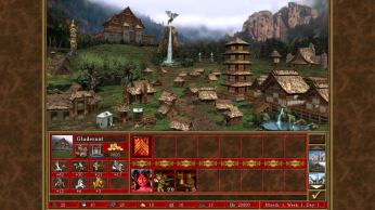 Rampart SD - Heroes of Might and Magic III - HD Edition