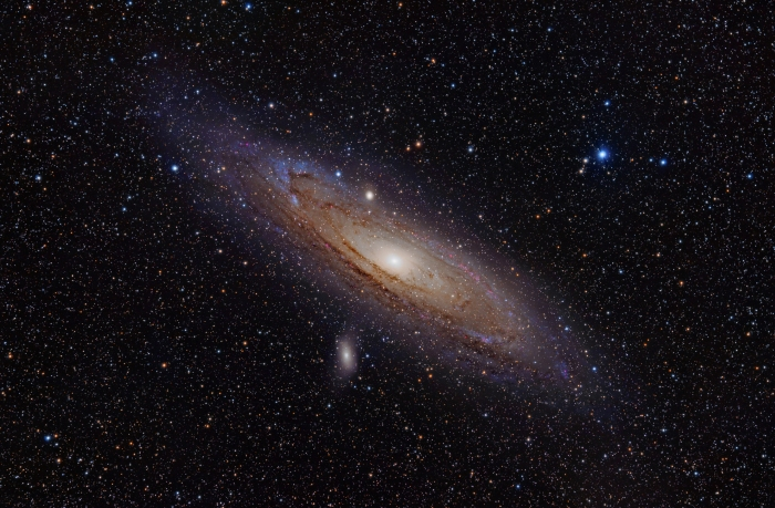 Andromeda is out of this world... haha