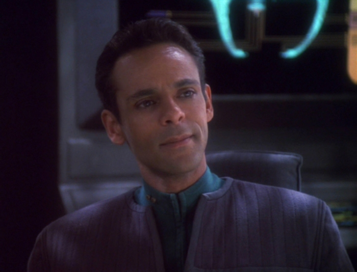 Julian Bashir, once so young and bright-eyed, winds up probably one of the show's most cynical characters.