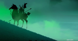 Aku in the past?